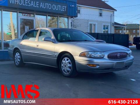 2004 Buick LeSabre for sale at MWS Wholesale  Auto Outlet in Grand Rapids MI