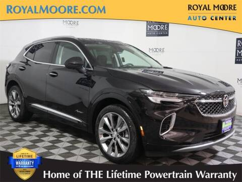 2021 Buick Envision for sale at Royal Moore Custom Finance in Hillsboro OR