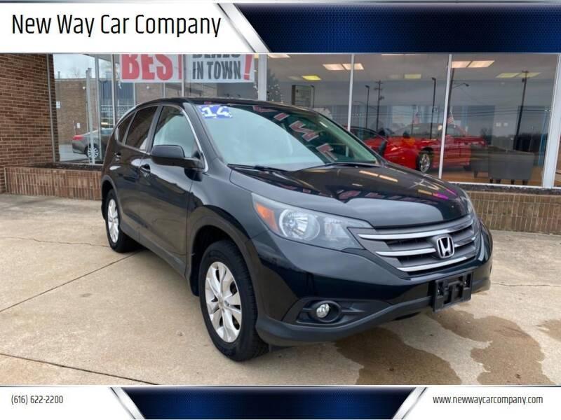 2014 Honda CR-V for sale at New Way Car Company in Grand Rapids MI