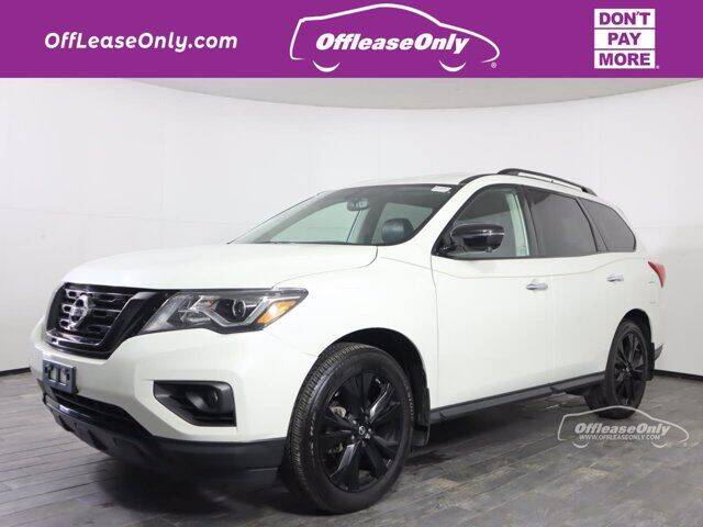 2018 Nissan Pathfinder for sale in Miami, FL