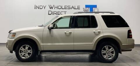 2009 Ford Explorer for sale at Indy Wholesale Direct in Carmel IN