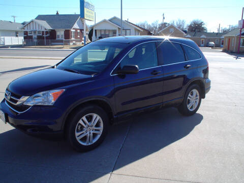 2010 Honda CR-V for sale at World of Wheels Autoplex in Hays KS