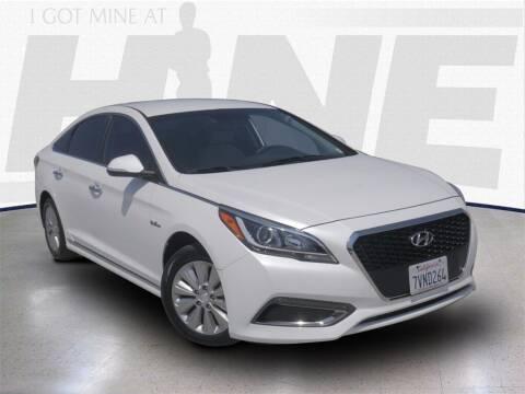 2016 Hyundai Sonata Hybrid for sale at John Hine Temecula in Temecula CA