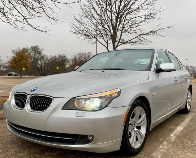 2010 BMW 5 Series for sale at Driveline Auto Solution, LLC in Wylie TX