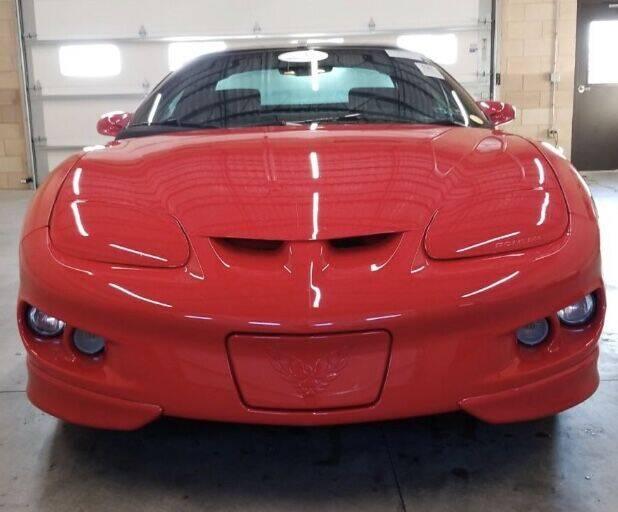1999 Pontiac Firebird 2dr Hatchback - North Weymouth MA