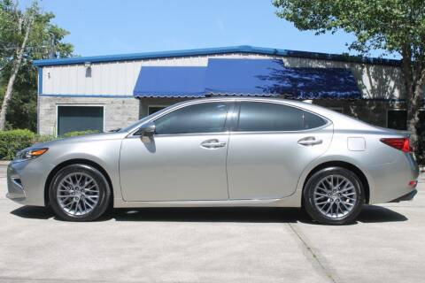 2018 Lexus ES 350 for sale at Continental Auto Group in Jacksonville FL