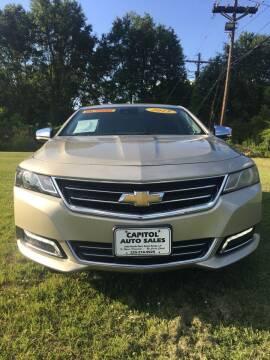 2015 Chevrolet Impala for sale at CAPITOL AUTO SALES LLC in Baton Rouge LA