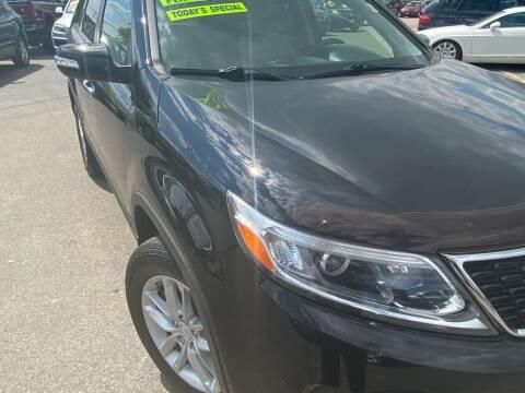 2014 Kia Sorento for sale at Top Notch Auto Brokers, Inc. in Palatine IL