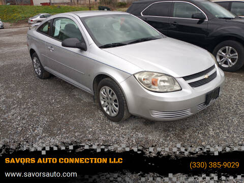 2009 Chevrolet Cobalt for sale at SAVORS AUTO CONNECTION LLC in East Liverpool OH