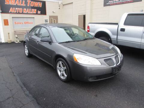 2006 Pontiac G6 for sale at Small Town Auto Sales in Hazleton PA