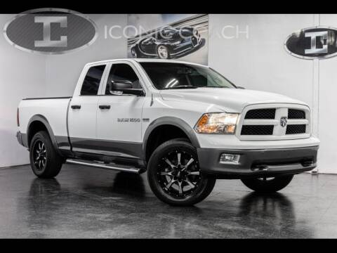 2011 RAM Ram Pickup 1500 for sale at Iconic Coach in San Diego CA