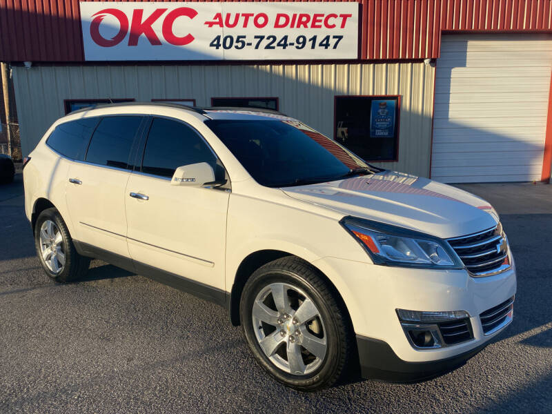 2014 Chevrolet Traverse for sale at OKC Auto Direct in Oklahoma City OK