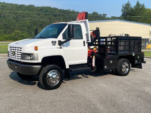 2006 Chevrolet C5500 for sale at Heavy Metal Automotive LLC in Anniston AL