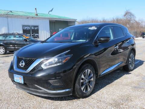 2018 Nissan Murano for sale at Low Cost Cars in Circleville OH