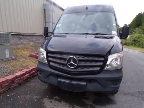 2018 Mercedes-Benz Sprinter Cab Chassis for sale at Adams Auto Group Inc. in Charlotte NC