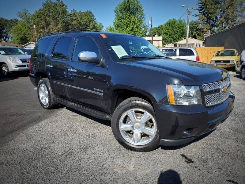 2012 Chevrolet Tahoe for sale at Northwest Premier Auto Sales in West Richland And Kennewick WA