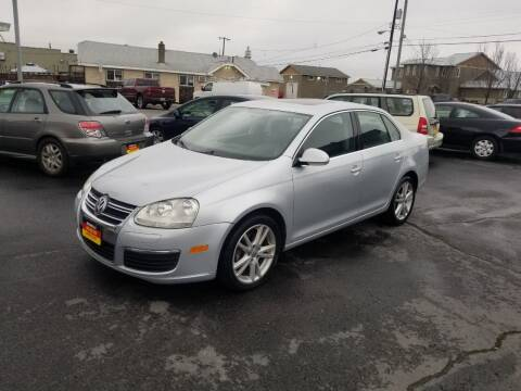 2006 Volkswagen Jetta for sale at Cool Cars LLC in Spokane WA