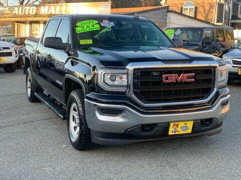 2017 GMC Sierra 1500 for sale at Milford Auto Mall in Milford MA