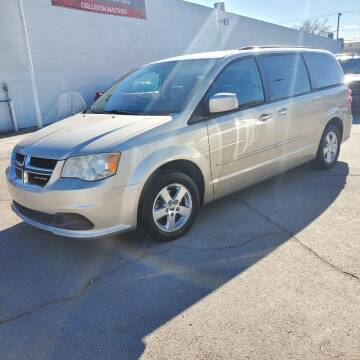 2013 Dodge Grand Caravan for sale at TJ Motors in Las Vegas NV