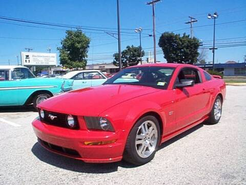 2005 Ford Mustang for sale at Black Tie Classics in Stratford NJ