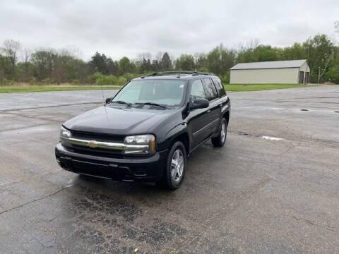 2005 Chevrolet TrailBlazer for sale at Caruzin Motors in Flint MI