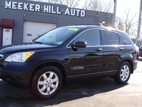 2007 Honda CR-V for sale at Meeker Hill Auto Sales in Germantown WI