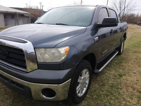 2007 Toyota Tundra for sale at Empire Auto Remarketing in Shawnee OK