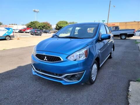 2018 Mitsubishi Mirage for sale at Image Auto Sales in Dallas TX