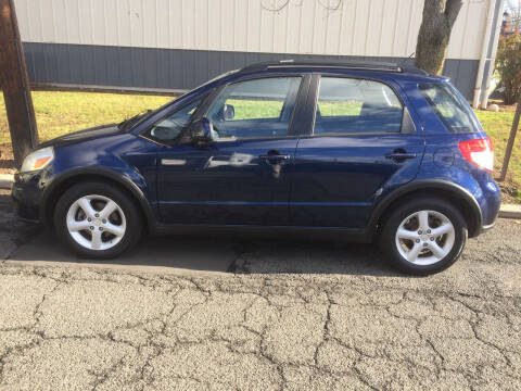 2008 Suzuki SX4 Crossover for sale at UNION AUTO SALES in Vauxhall NJ