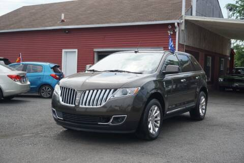 2011 Lincoln MKX for sale at HD Auto Sales Corp. in Reading PA