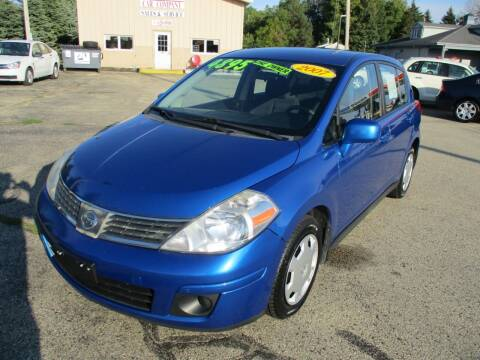 2007 Nissan Versa for sale at Richfield Car Co in Hubertus WI
