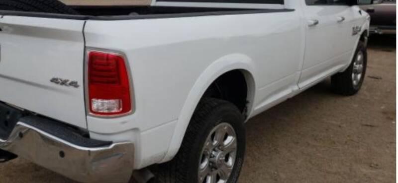 2015 RAM Ram Pickup 2500 for sale at Unique Motors in Wichita KS