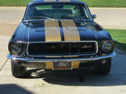 1967 Ford Mustang for sale at Hines Auto Sales in Marlette MI