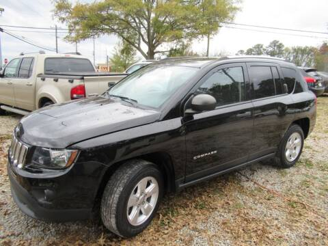 2014 Jeep Compass for sale at Dallas Auto Mart in Dallas GA