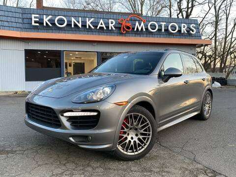 2014 Porsche Cayenne for sale at Ekonkar Motors in Scotch Plains NJ