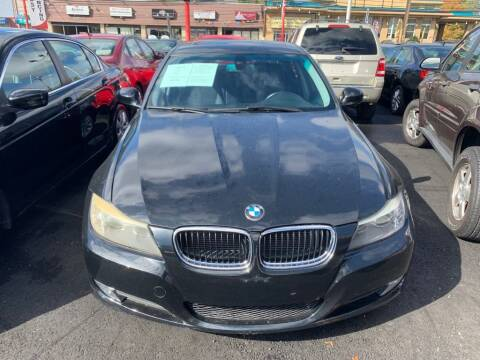 2011 BMW 3 Series for sale at Park Avenue Auto Lot Inc in Linden NJ