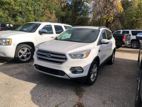 2017 Ford Escape for sale at Monte Motor Sales in Montevideo MN