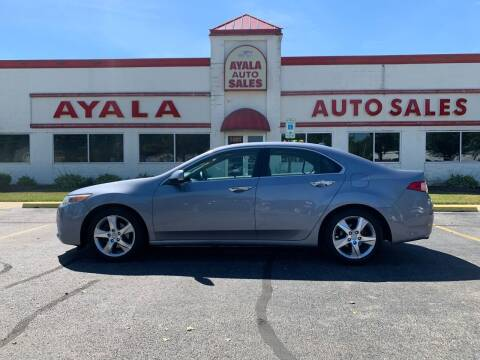 2011 Acura TSX for sale at Ayala Auto Sales in Aurora IL