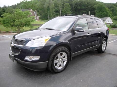 2011 Chevrolet Traverse for sale at 1-2-3 AUTO SALES, LLC in Branchville NJ