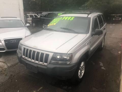 2004 Jeep Grand Cherokee for sale at Washington Auto Repair in Washington NJ