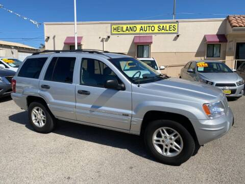2004 Jeep Grand Cherokee for sale at HEILAND AUTO SALES in Oceano CA