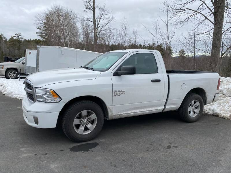 2019 RAM Ram Pickup 1500 Classic for sale at Mascoma Auto INC in Canaan NH