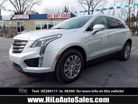 2017 Cadillac XT5 for sale at Hi-Lo Auto Sales in Frederick MD