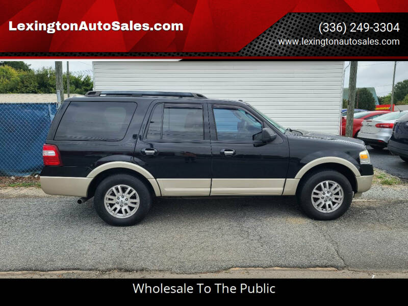 2009 Ford Expedition for sale at LexingtonAutoSales.com in Lexington NC