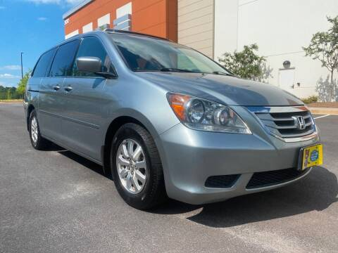 2008 Honda Odyssey for sale at ELAN AUTOMOTIVE GROUP in Buford GA