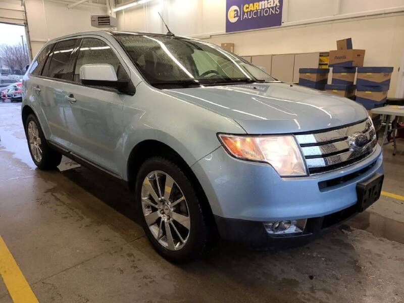 2008 Ford Edge for sale at Glory Auto Sales LTD in Reynoldsburg OH