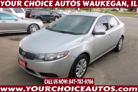 2012 Kia Forte for sale at Your Choice Autos - Waukegan in Waukegan IL