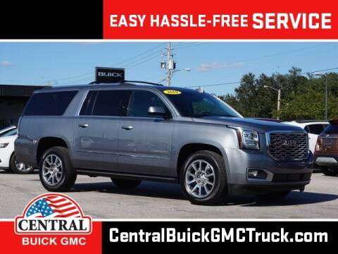 2019 GMC Yukon XL for sale at Central Buick GMC in Winter Haven FL