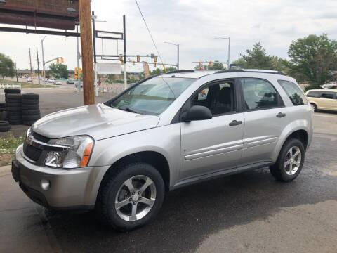 2007 Chevrolet Equinox for sale at Highbid Auto Sales & Service in Lakewood CO