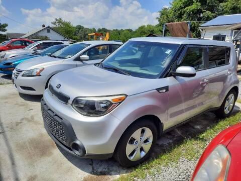 2014 Kia Soul for sale at Rocket Center Auto Sales in Mount Carmel TN